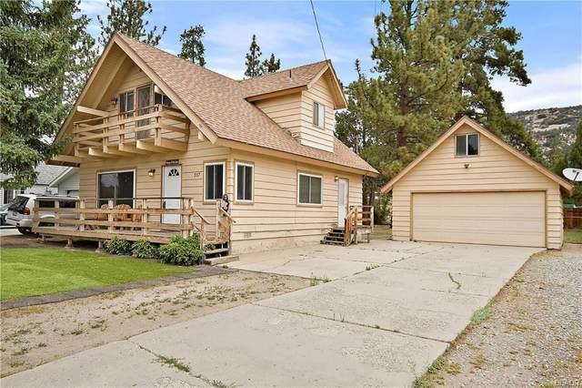 337 Grenfall, Big Bear, CA 92314 (#219063986DA) :: The Marelly Group | Sentry Residential