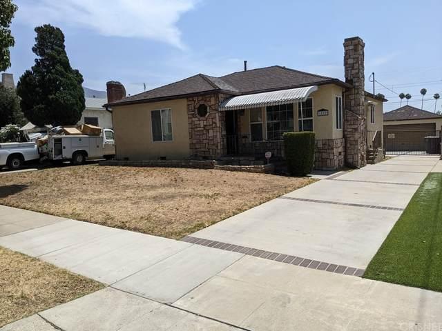 1222 Spazier Avenue, Glendale, CA 91201 (#SR21138752) :: Latrice Deluna Homes