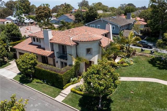3601 Via La Selva, Palos Verdes Estates, CA 90274 (#SB21138426) :: Millman Team
