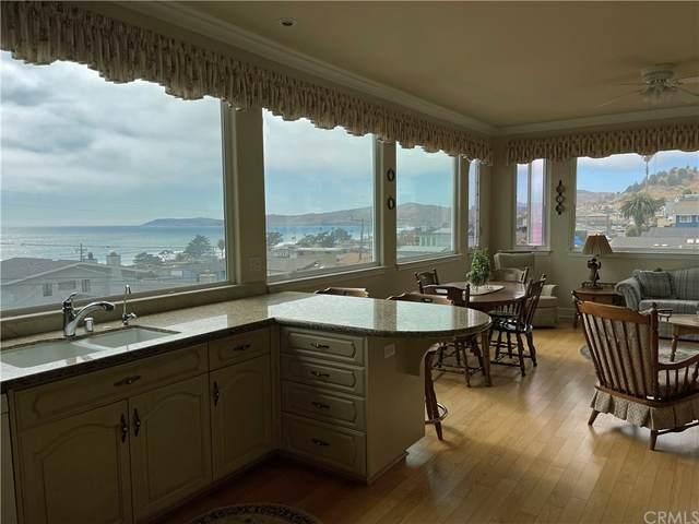 3379 Shearer Avenue, Cayucos, CA 93430 (#SC21139058) :: Blake Cory Home Selling Team