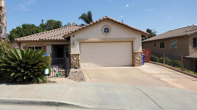 2293 Marquand Ct., Alpine, CA 91901 (#PTP2104482) :: Doherty Real Estate Group