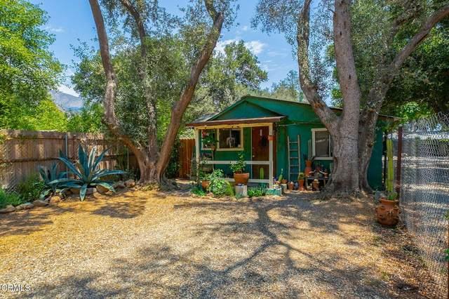 12246 Sisar Road, Ojai, CA 93023 (#V1-6730) :: Swack Real Estate Group   Keller Williams Realty Central Coast
