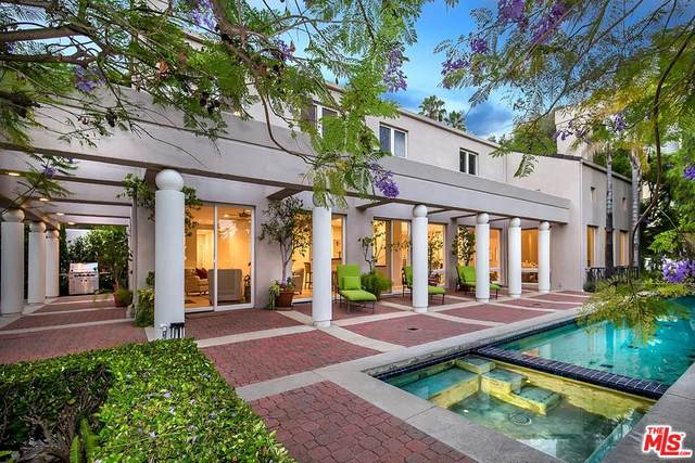 1265 Chateau Road, Pasadena, CA 91105 (#21754136) :: The Marelly Group   Sentry Residential