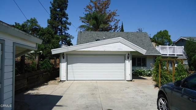 267 Timber Road, Newbury Park, CA 91320 (#V1-6760) :: Corcoran Global Living