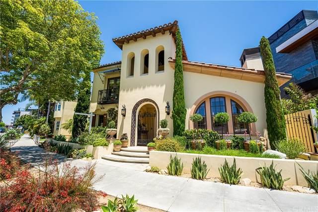 5475 E The Toledo, Long Beach, CA 90803 (#OC21140806) :: Mint Real Estate