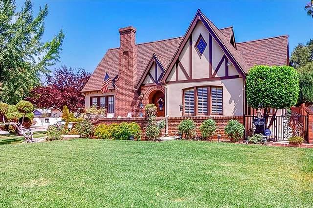 305 E Jefferson Avenue, Pomona, CA 91767 (#PW21142207) :: Latrice Deluna Homes