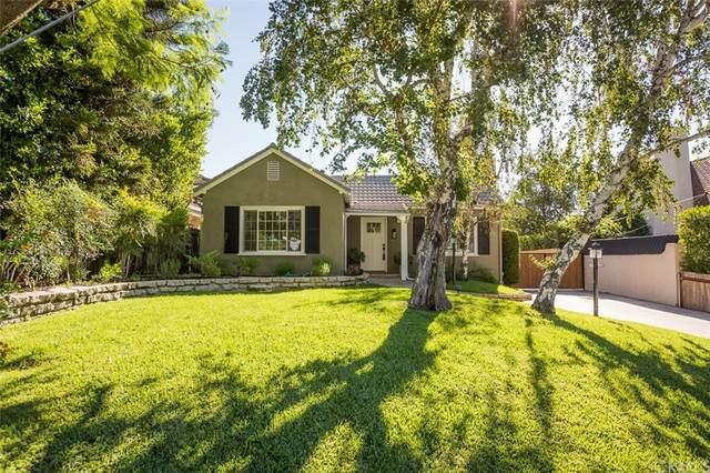 4724 La Canada Boulevard, La Canada Flintridge, CA 91011 (#PW21141266) :: Corcoran Global Living