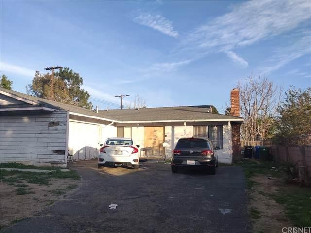 13092 Maclay Street, Sylmar, CA 91342 (#SR21141723) :: Latrice Deluna Homes