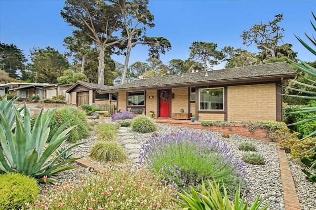 242 Grove Acre Avenue, Pacific Grove, CA 93950 (#ML81850336) :: Steele Canyon Realty