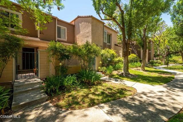 85 Via Colinas, Westlake Village, CA 91362 (#221003601) :: The Kohler Group