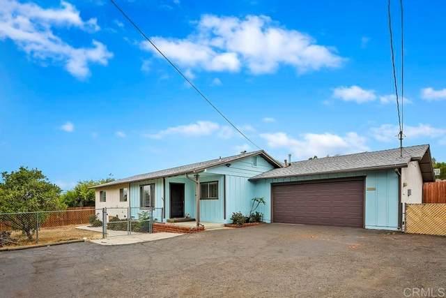 1111 Olive Avenue, Vista, CA 92083 (#NDP2107642) :: Latrice Deluna Homes