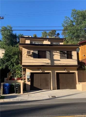 1256 El Paso Drive, Los Angeles (City), CA 90065 (#SR21141636) :: Eight Luxe Homes
