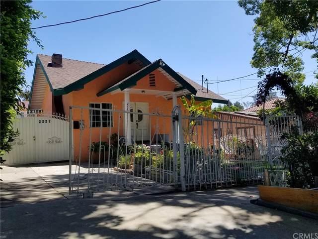 2225 2227 Berkeley Avenue, Los Angeles (City), CA 90026 (#DW21140950) :: Robyn Icenhower & Associates