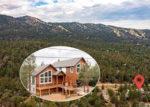 43837 Mendocino Drive, Big Bear, CA 92315 (#SR21143865) :: Powerhouse Real Estate