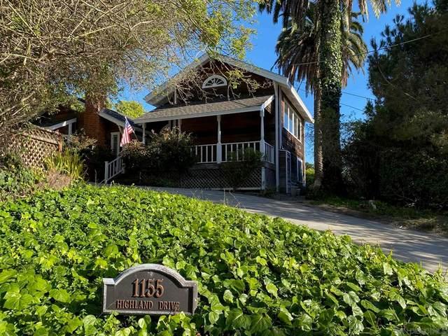 1155 Highland Drive, Del Mar, CA 92014 (#210018518) :: Robyn Icenhower & Associates