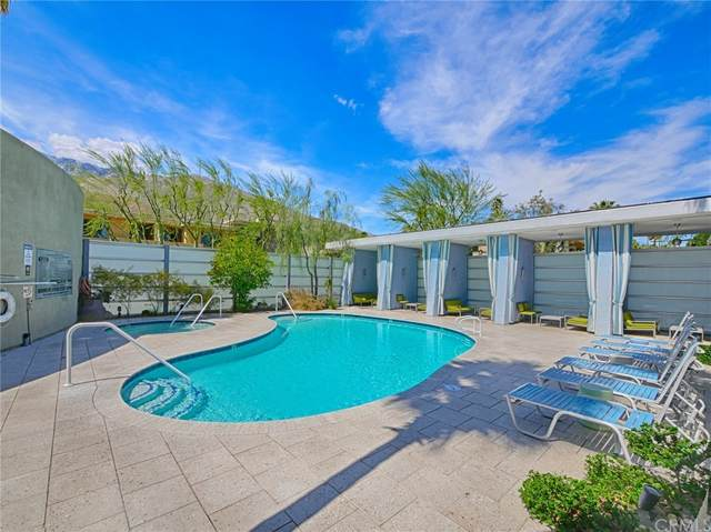 960 E Palm Canyon Drive #102, Palm Springs, CA 92264 (#NP21143440) :: Realty ONE Group Empire