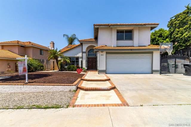 8886 La Cartera St, San Diego, CA 92129 (#210018648) :: Cochren Realty Team | KW the Lakes