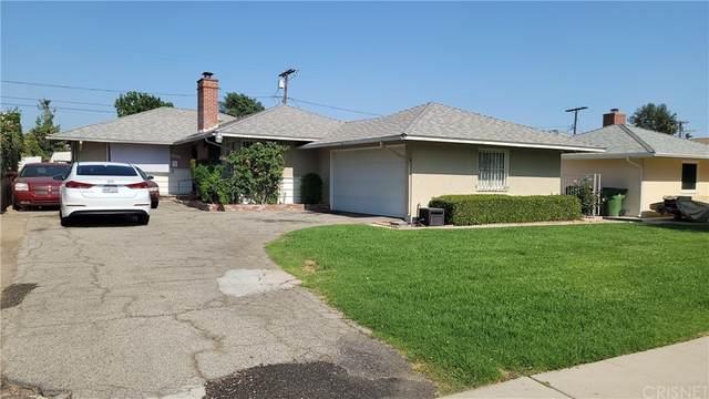 10348 Memory Park Avenue, Mission Hills (San Fernando), CA 91345 (#SR21145207) :: Re/Max Top Producers
