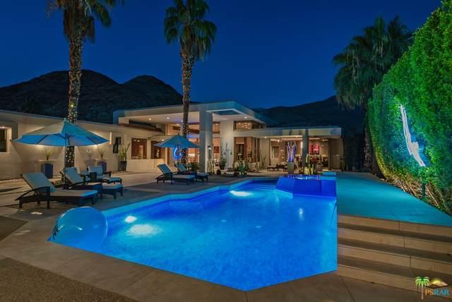 3220 Avenida Sevilla, Palm Springs, CA 92264 (#21755992) :: Steele Canyon Realty