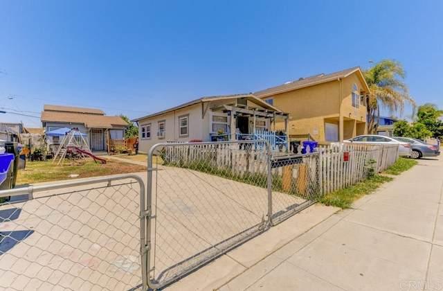 4208 Van Dyke Avenue, San Diego, CA 92105 (#PTP2104660) :: Doherty Real Estate Group
