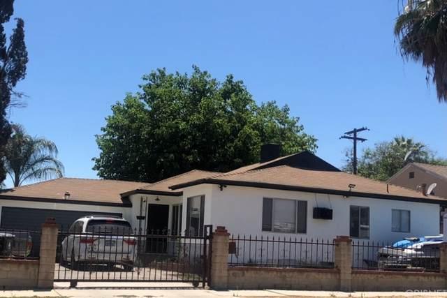 12671 Woodcock Avenue, Sylmar, CA 91342 (#SR21145595) :: Robyn Icenhower & Associates
