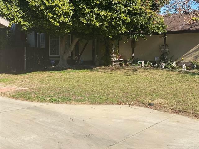 2575 Rush Creek, Ontario, CA 91761 (#CV21146450) :: Latrice Deluna Homes