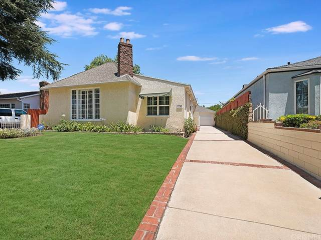 5708 Beck Avenue, North Hollywood, CA 91601 (#SR21146596) :: Jett Real Estate Group