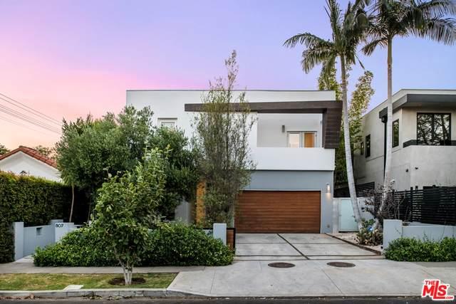 807 N Laurel Avenue, Los Angeles (City), CA 90046 (#21752438) :: The Kohler Group