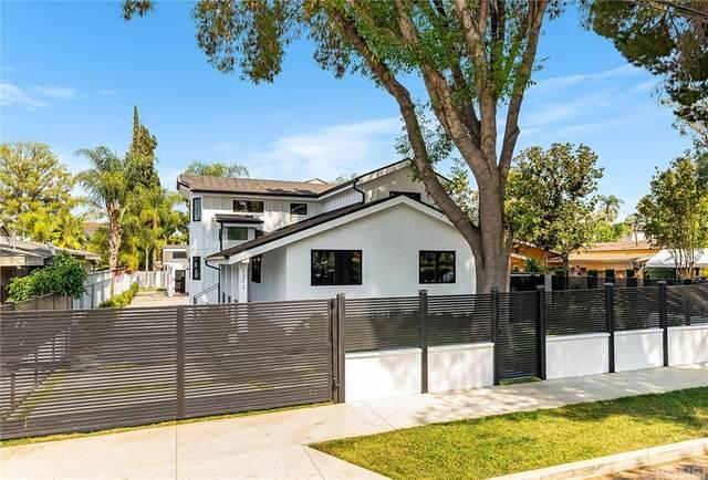 5312 Amigo Avenue, Tarzana, CA 91356 (#SR21147077) :: The Laffins Real Estate Team