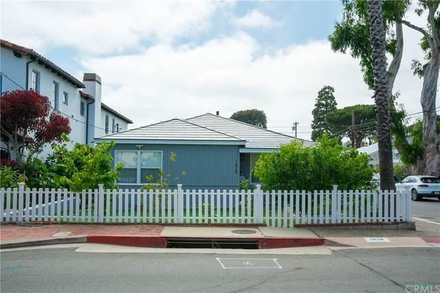 1829 Oak Avenue, Manhattan Beach, CA 90266 (#SB21146296) :: The Marelly Group | Sentry Residential