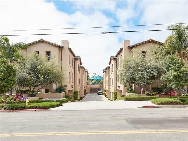 620 W Imperial Avenue #4, El Segundo, CA 90245 (#SB21148671) :: Millman Team