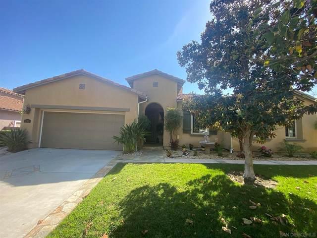 793 Sungold Way, Escondido, CA 92027 (#210019194) :: Jett Real Estate Group