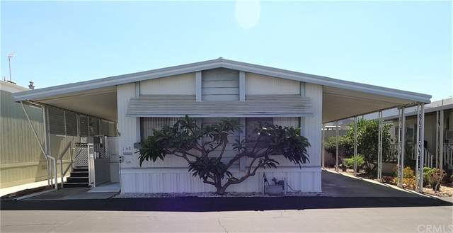 1540 E Trenton Avenue #140, Orange, CA 92867 (#IG21148853) :: Mint Real Estate
