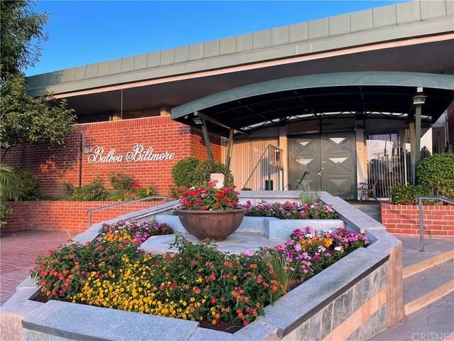 5301 Balboa Boulevard E4, Encino, CA 91316 (#SR21147905) :: Mark Nazzal Real Estate Group