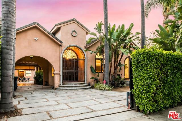 415 N Flores Street, Los Angeles (City), CA 90048 (#21758638) :: Mint Real Estate