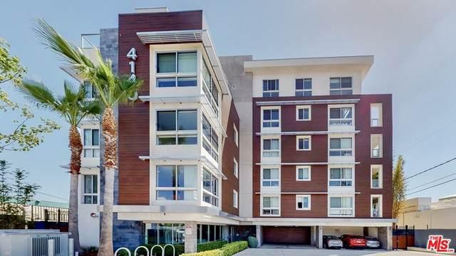 4140 Glencoe Avenue #416, Marina Del Rey, CA 90292 (#21758866) :: Steele Canyon Realty