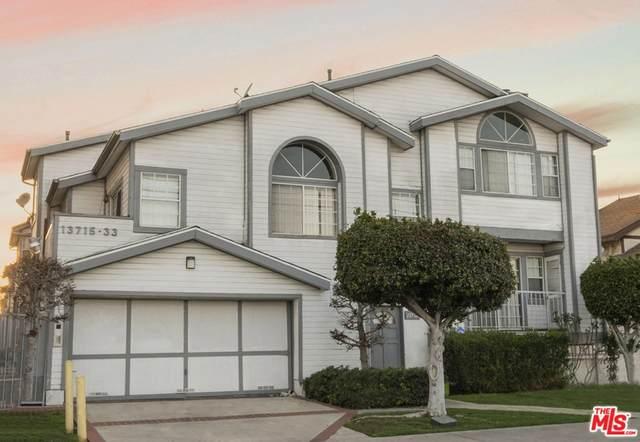 13719 Doty Avenue, Hawthorne, CA 90250 (#21758948) :: The Kohler Group