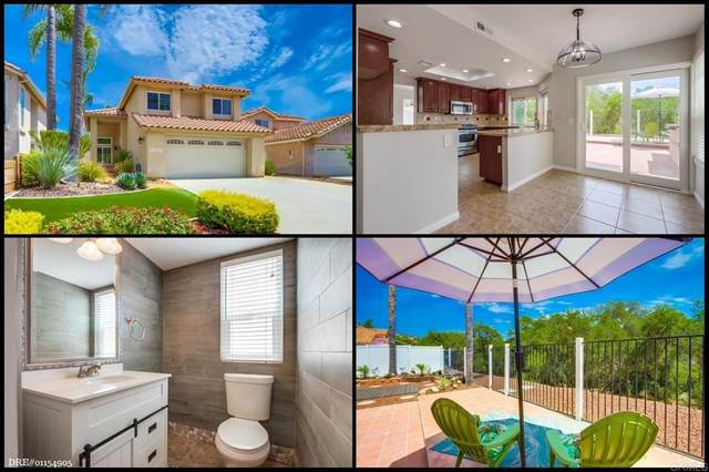 1503 Green Oak Road, Vista, CA 92081 (#NDP2108044) :: Jett Real Estate Group
