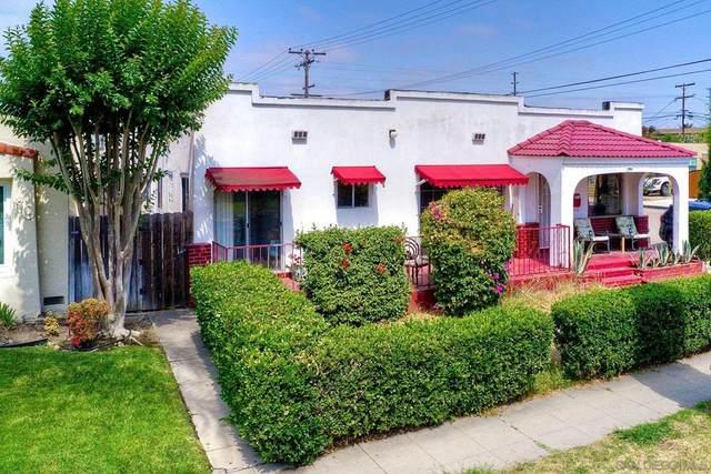 3446 Bancroft, San Diego, CA 92104 (#210019386) :: Jett Real Estate Group