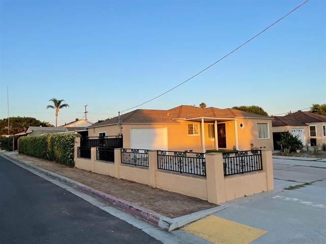 751 5th Ave, Chula Vista, CA 91910 (#210019444) :: Robyn Icenhower & Associates