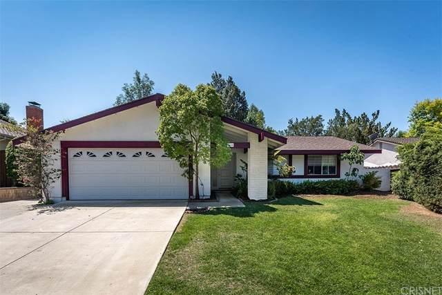 6444 Joshua Street, Oak Park, CA 91377 (#SR21130217) :: Mark Nazzal Real Estate Group