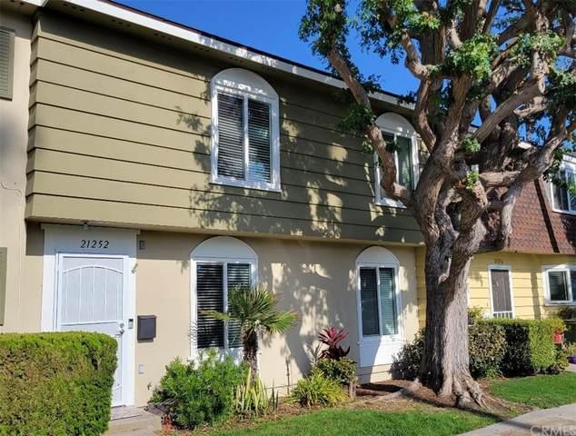 21252 Burlington Lane, Huntington Beach, CA 92646 (#OC21151205) :: Realty ONE Group Empire