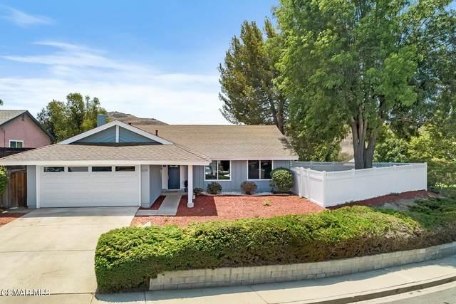634 Fargo Street, Thousand Oaks, CA 91360 (#221003807) :: Re/Max Top Producers