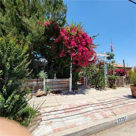 17757 Vanowen Street, Reseda, CA 91335 (#SR21149332) :: Robyn Icenhower & Associates