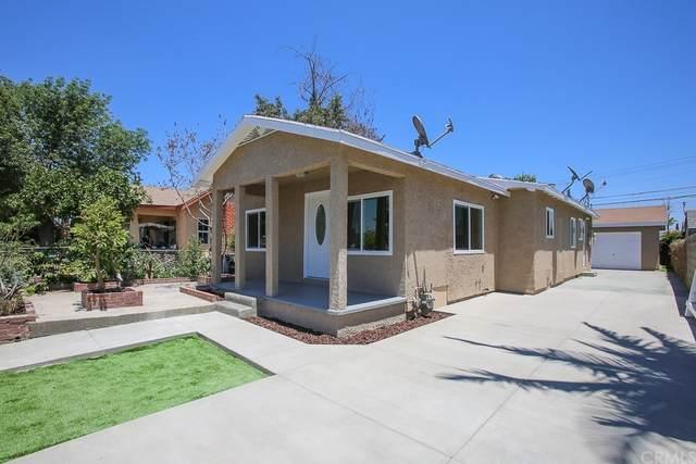 4756 Myrtle Street, Pico Rivera, CA 90660 (#RS21151528) :: Robyn Icenhower & Associates