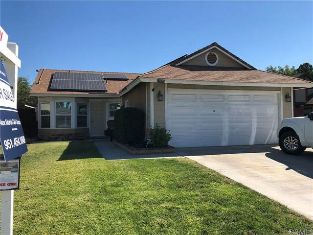 11825 Rancherias Drive, Fontana, CA 92337 (#IV21151550) :: Cal American Realty