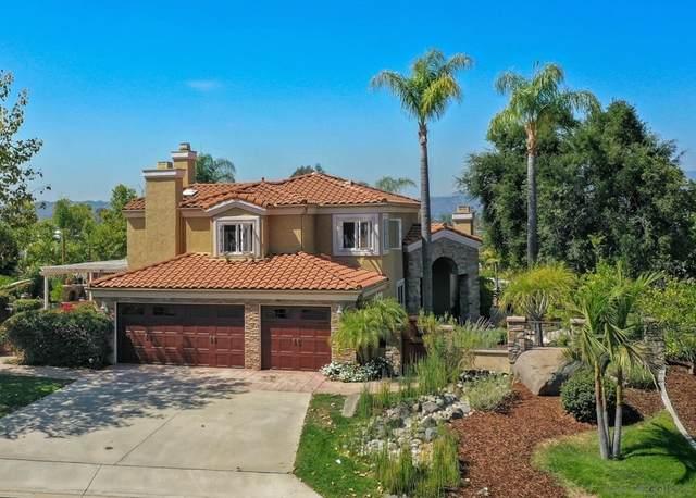 1806 Gamble Ln, Escondido, CA 92029 (#210019515) :: Mark Nazzal Real Estate Group