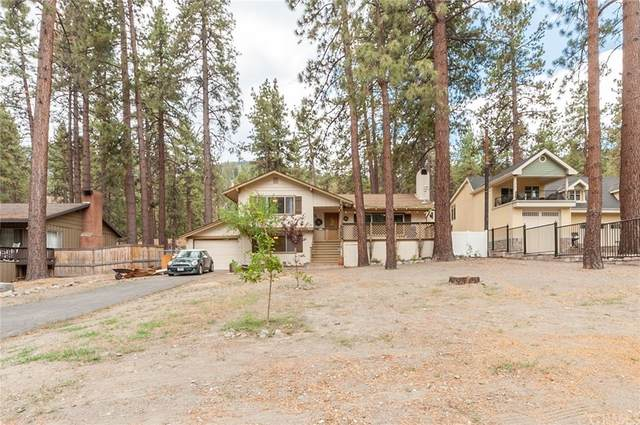 1197 Oriole Road, Wrightwood, CA 92397 (#CV21151653) :: Eight Luxe Homes