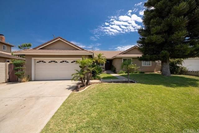 1665 E Palm Drive, Covina, CA 91724 (#IV21151401) :: Hart Coastal Group