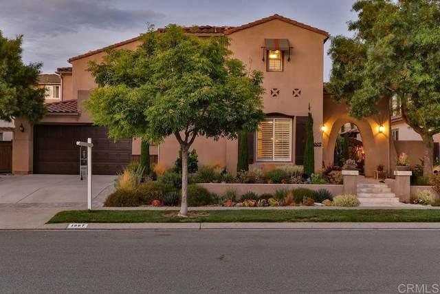 1007 Mountain Ash Ave., Chula Vista, CA 91914 (#PTP2104891) :: Jett Real Estate Group